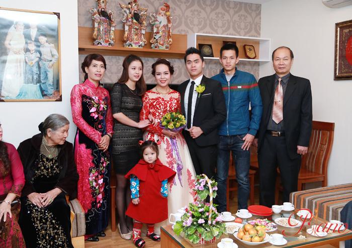 Chụp ảnh cô dâu trong ngày cưới