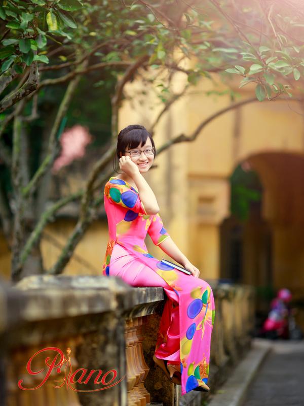 Chụp ảnh áo Dai 4