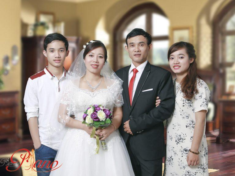 dịch vụ chup ảnh gia đình 1
