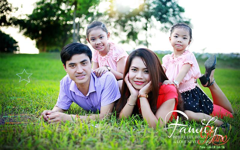 Chụp ảnh Gia đình Cần Chú ý Những Gì?