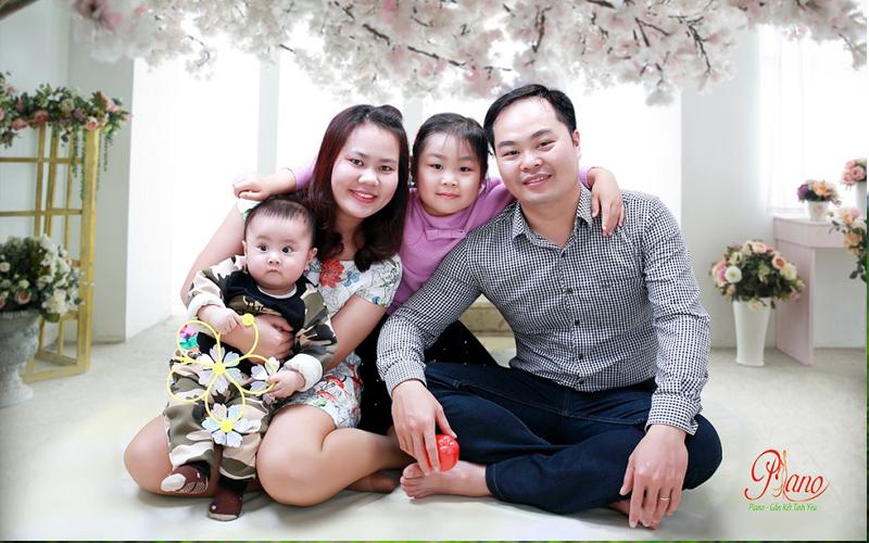 Cơ Hội để Tổ ấm Của Bạn Có Thể đi Chụp ảnh Gia đình