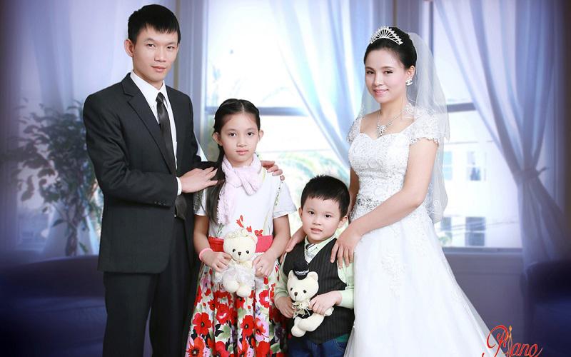 Chụp ảnh Gia đình Rẻ đẹp Tại Hà Nội