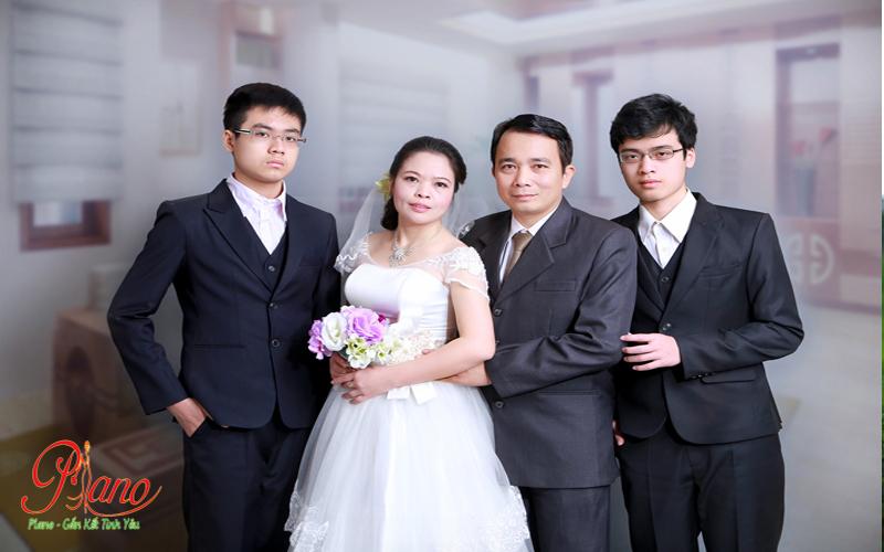 Chụp ảnh Gia đình Giúp Lưu Giữ Những Kỷ Niệm Khó Phai
