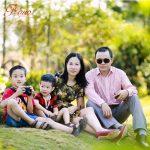 Chụp ảnh Gia đình Tại Hà Nội Chất Lượng Nhất