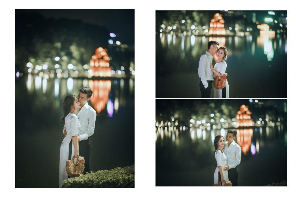 Studio chụp ảnh cưới tại hà nội