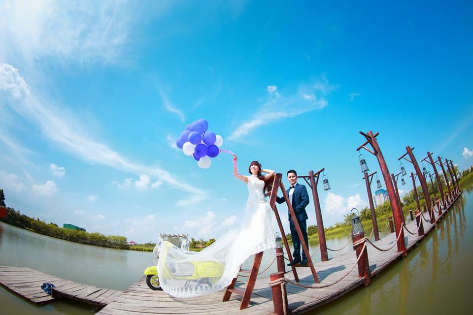 Hạnh Phúc Tràn Trề Của Cặp đôi
