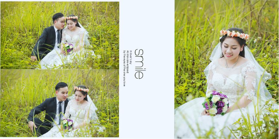Chụp ảnh cưới trọn gói tại Hà Nội
