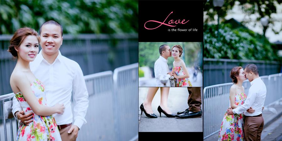 Những bức ảnh cưới đẹp nhất