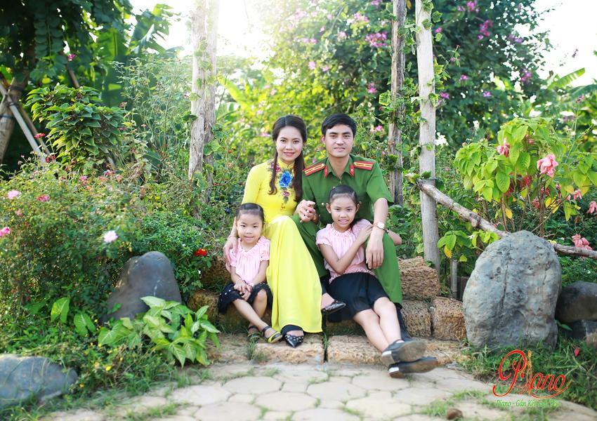 Chụp ảnh Gia đình Giúp Bạn Lưu Giữ Kỷ Niệm Tốt Nhất