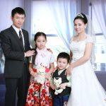 Chụp ảnh Gia đình Dịp Cuối Tuần Tại Piano