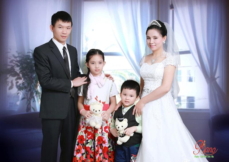 Chụp ảnh gia đìnhmang lại niềm hạnh phúc mới