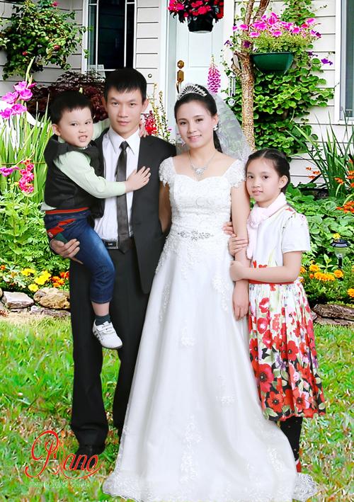 Chụp ảnh Gia đình Giá Rẻ Tại Ảnh Viện áo Cưới Piano