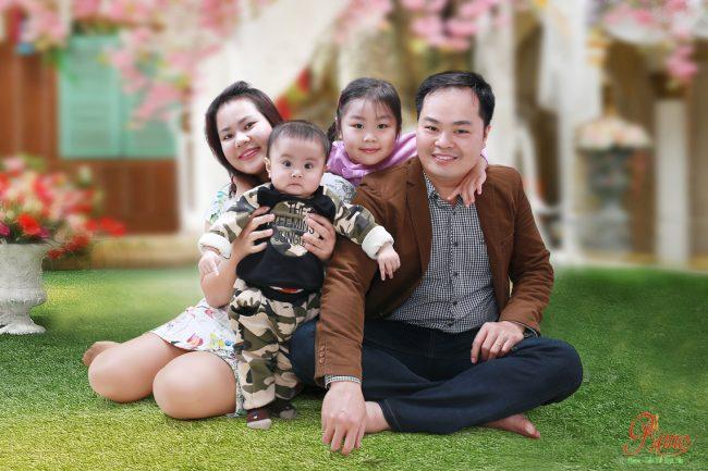 Cần Chuẩn Bị Như Thế Nào Khi Chụp ảnh Gia đình