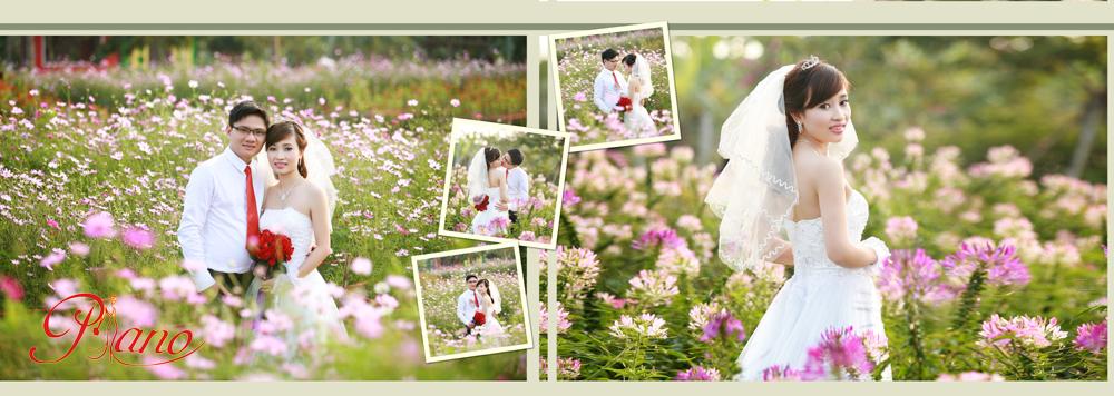 Chụp ảnh cưới giá rẻ tại Hà Nội