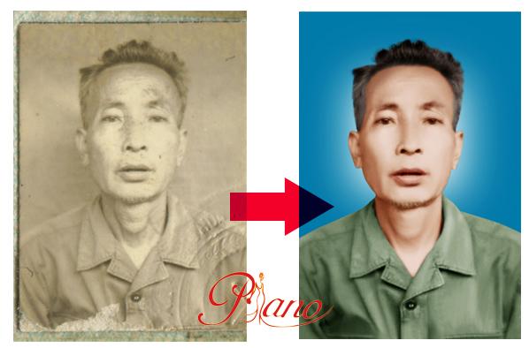phục chế ảnh chuyên nghiệp nhất tại Hà Nội
