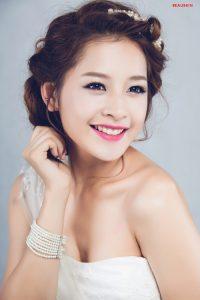 Chi Pu xinh đẹp với phong cách make up tự nhiên