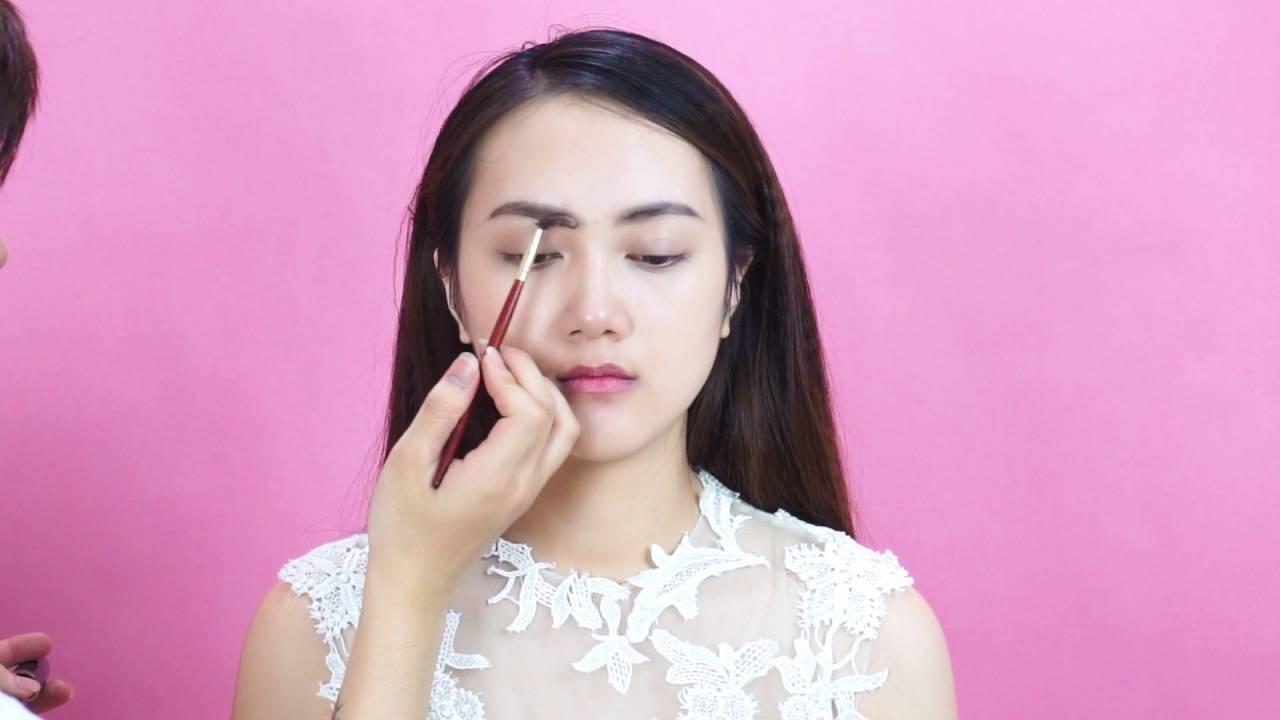 Hướng dẫn cách trang điểm cho cô dâu Hàn Quốc