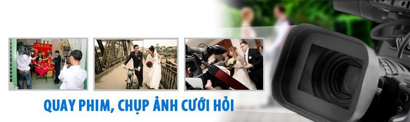 Quay Phim Chup Anh Cuoi Hoi