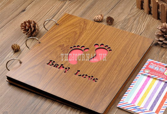 Album Diy Bia Go Baby Love 01