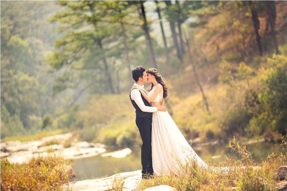 Chụp ảnh cưới tại Piano