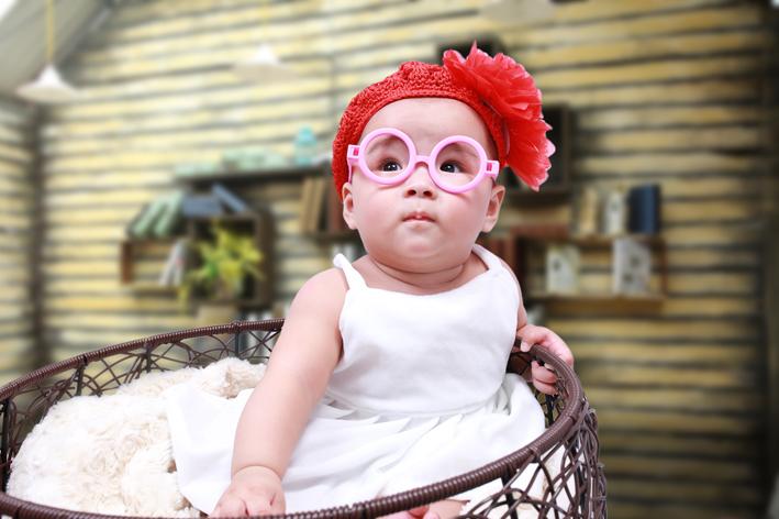 Chụp ảnh tết cần chuẩn bị những gì cho bé