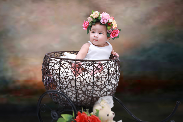 Chụp ảnh Thôi Nôi Cho Bé Lưu Lại Những Khoảnh Khắc đáng Yêu Nhất