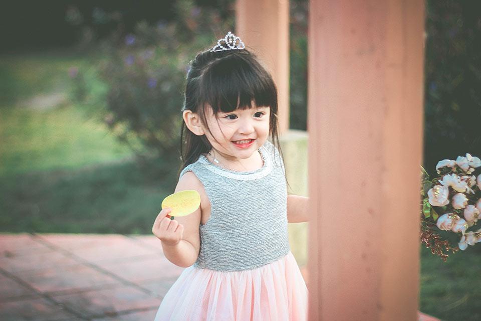 chụp ảnh bé 2 tuổi
