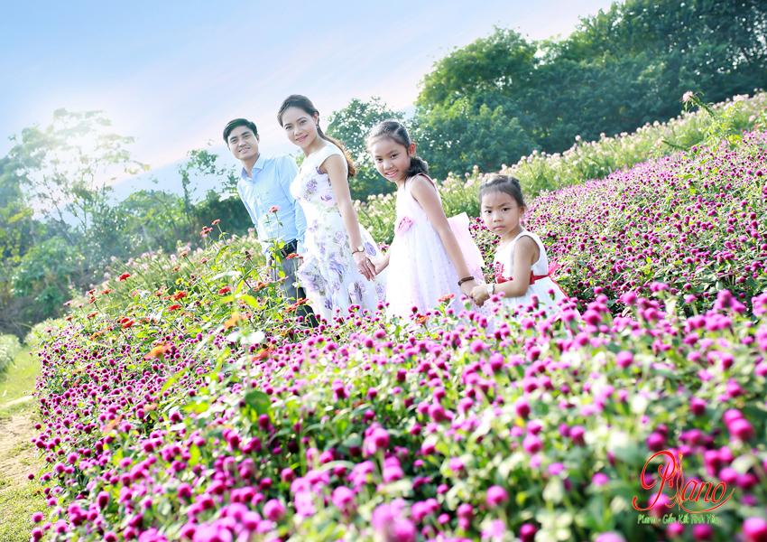 Dịch Vụ Chụp ảnh Gia đình Giá Rẻ đẹp Tại Hà Nội
