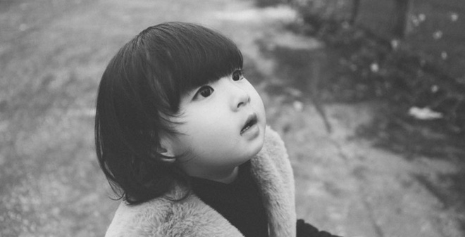 nhóc 2 tuổi