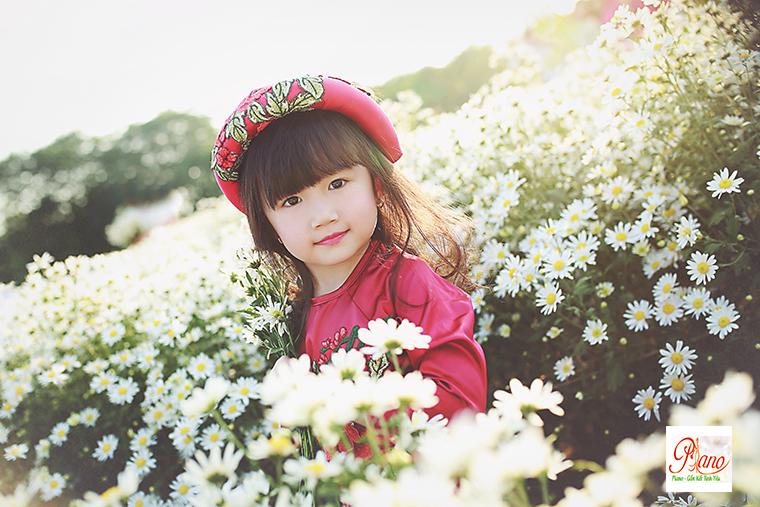 Lưu giữ nét hồn nhiên với chụp ảnh ngoại cảnh cho bé
