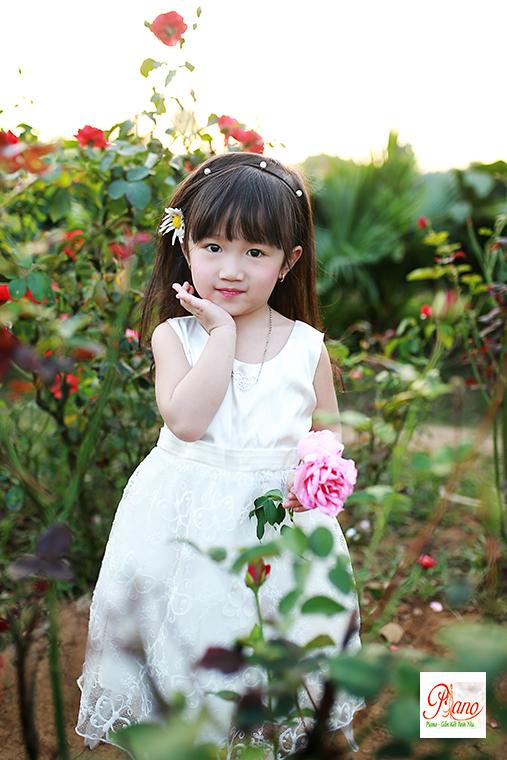 Chụp ảnh cho bé tại Ảnh Viện Piano