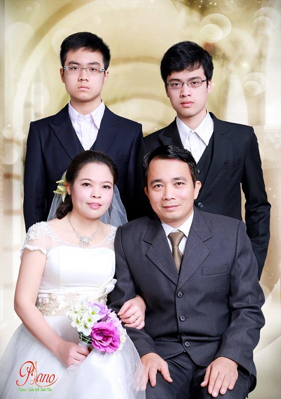 Chụp ảnh gia đình uy tín tại Hà Nội