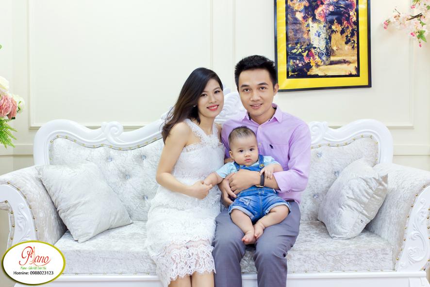 Để Có Những Bức ảnh đẹp Khi Chụp ảnh Gia đình ?