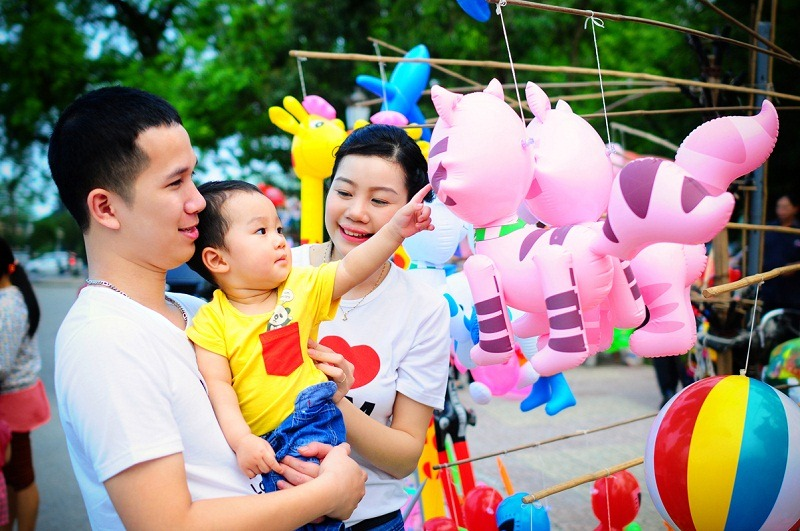 Chụp ảnh gia đình giá rẻ chất lượng