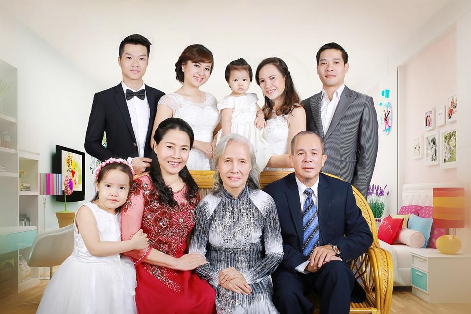 Dịch vụ chụp ảnh mừng thọ tại Hà Nội