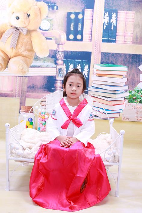 Chụp ảnh cho bé tại Thanh Xuân