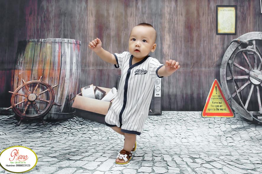 Địa chỉ chụp ảnh cho bé tại Thanh Xuân uy tín
