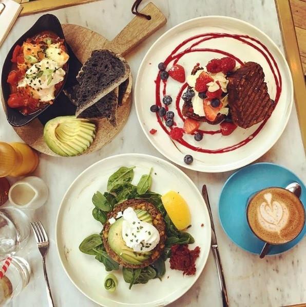 Chụp ảnh món ăn - Chiến lược marketing của các nhà hàng