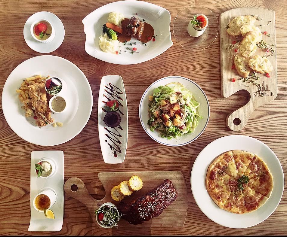 Chụp ảnh món ăn thu hút khách hàng
