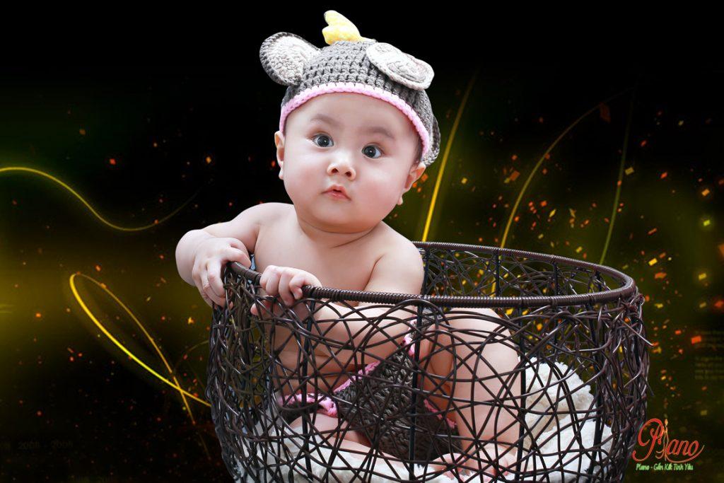 Chụp ảnh cho bé 2 tuổi đẹp tại Hà Nội