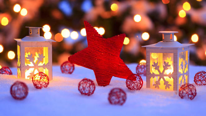 Chụp ảnh cho bé tại Piano mùa Giáng Sinh
