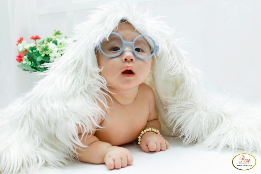 Chụp ảnh cho bé 1 tuổi đẹp cuốn hút