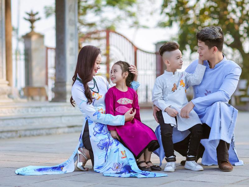 Trang phục truyền thống cách tân