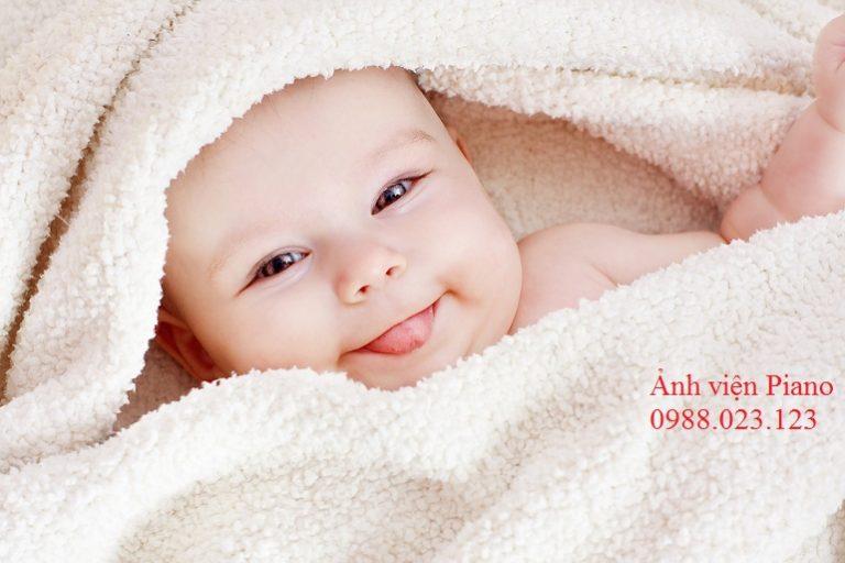 Những điều kiêng kỵ khi chụp ảnh cho bé sơ sinh bạn nên biết