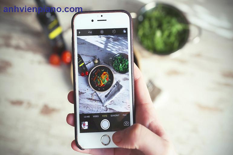 Cách Chụp ảnh Sản Phẩm đẹp Bằng Những Chiếc Smartphone