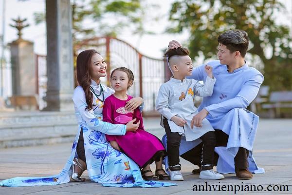ý nghĩa chụp ảnh gia đình