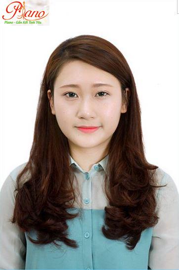Cô Gái Xinh Xăn Khi Chụp ảnh Thẻ
