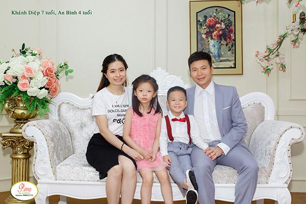 Kinh Nghiệm Chụp ảnh Gia đình đẹp Nhất