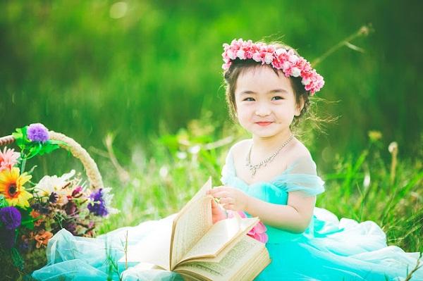 Chụp ảnh ngoại cảnh cho bé chuyên nghiệp