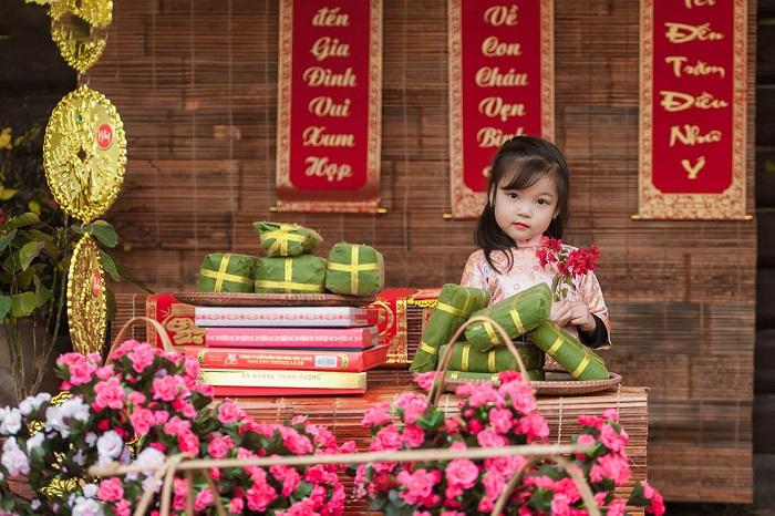 Chụp ảnh tết cho bé đẹp và uy tín ở đâu Hà Nội?
